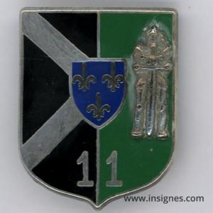 501° RCC Régiment de Chars de Combat 11° Escadron