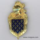 Gendarmerie Mobile Écu Drago Paris
