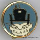 ELA 43 Insigne Escadrille de Liaison Aérienne