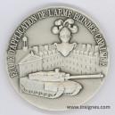 Ecole d'Application de l'Arme Blindée Cavalerie Médaille 70 mm