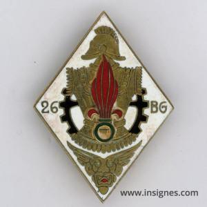 26° Bataillon du Génie Légion en Indochine