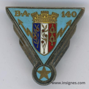 Base Aérienne 140 BLIDA Insigne Air OFSI