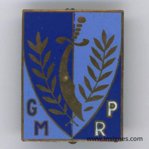 GMPR Groupement Mixte de Protection Rurale