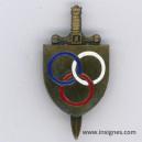 Brevet Moniteur bronze EPS estampé brillant