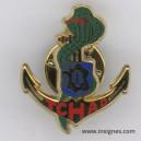 RMT 1° Compagnie (Cobra) Pin's Hauteur: 2,5 cm