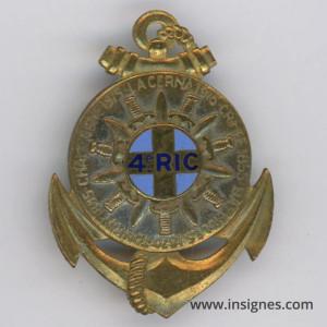 4 Régiment d'Infanterie Coloniale RIC