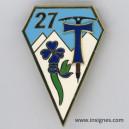 27° Compagnie de Commandement et des Transmissions