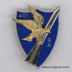 401° Régiment d'Artillerie Antiaérienne Prestige