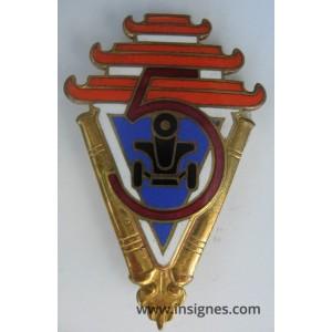 5° Groupe d'Artillerie Vietnamien