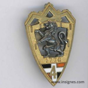 4° Régiment d'Infanterie