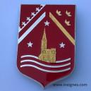 Division du Rhin Insigne grand modèle