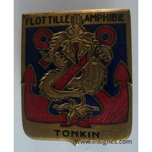 Flottille Amphibie Tonkin N°