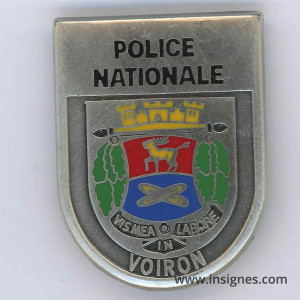 Voiron - Police Nationale